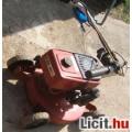 Robi 55 kerti kapagép 2ütemű fűnyíróadapterrel