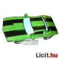 Eladó Ben 10 / Ten figura - 25cm-es Autó zöld sportkocsi 10cmes játék figurákhoz, nyitható ajtóval - haszn