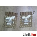 Eladó Húsvétra 2db nyuszis zsákocska csokitojásoknak (új)