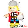 Eladó Avengers / Bosszúállók figura - Klasszikus Thor plüss figura - 21cm-es nagyfejű szuperhős karikatúra