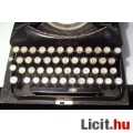 Naumann Erika (Modell S) Antik Írógép (kb.1930) 10képpel :)
