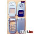 Eladó Motorola V220 komplett ház, ezüstszürke színben.
