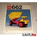 Eladó LEGO Leírás 662 (1976) (98342) 3képpel :)