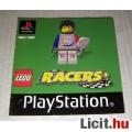 Eladó LEGO Racers PlayStation Füzet 1999 (Angol) (5képpel :) Gyűjteménybe