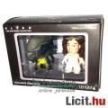 Eladó Alien figura - Ripley vs Xenomorph idegen 8cm-es karikatúra minifigura szett - Titans Vinyl