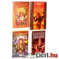 Eladó Használt könyv - 4db  A vihar hírnökei Andrew Bates, Sötétség Hercege Silver Scott, Barbár Csillagok