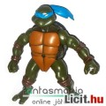Eladó Tini Ninja játék figura - Anime Leonardo Nindzsa Teknőc / Teknős figura mozgatható végtagokkal, öv n