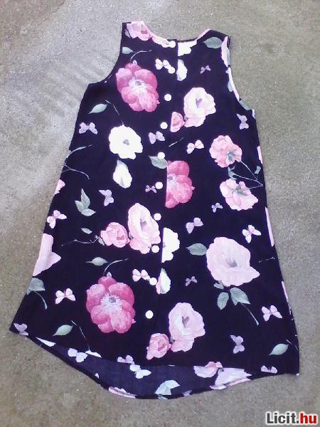 Licit.hu  Va Bene Nagy virágos nyári ruha 38-as Az ingyenes aukciós ... b5444b47e8