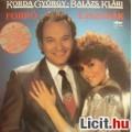Eladó Bakelit lemez Korda Gy.-Balázs K. (Forró éjszakák) 1986