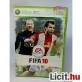 Xbox 360 játékszoftver: FIFA 10, eredeti DVD tokjában, kiváló állapotb