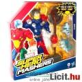 Marvel Mashers 16cmes Thor figura - mozgatható figura cserélhet? alkatrészekkel - Super Hero Mashers