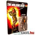Eladó 14cm-es Walking Dead - Shiva Force Michonne figura fegyverrel és mozgatható végtagokkal - G.I Joe Ti