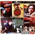 DVD film pack, akciófilmek papírtokban 6db.