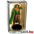 Eladó DC Comics Szuperhősök ólom figura - Rash Al Ghul Batman ellenség figura - Eaglemoss DC Comics ólomfi