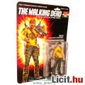 Eladó 14cm-es Walking Dead - Shiva Force Rick figura fegyverrel és mozgatható végtagokkal - G.I Joe Tiger
