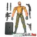 Eladó GI Joe figura - Big Brawler V3 katona figura shotgunnal, felszereléssel és talppal - Hasbro - csom.