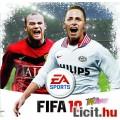 Eladó PlayStation 3 játék: FIFA 10, magyar változat, a borítón ott ordít ism