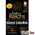 új Szent csontok (Temperance Brennan-sorozat 8.) könyv / regény ELŐRENDELÉS február 15-ig