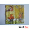 Eladó szalvéta - festmény (Carl Larsson)