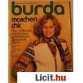 Eladó BURDA - német - (80 modell a kötés-horgolás témakörében+ melléklet)