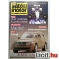 Eladó Autó Motor 2003/3 (Ford Mustang GT Concept Poszterrel) Autós Magazin