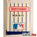 Matchbox MLB-90-15 (MB38) Ritka (1990) Atlanta Braves Bontatlan 4képpe