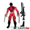 Eladó GI Joe figura - Razor Trooper / Razorclaw MK Baraka-szerű karmokkal és fegyverekkel - Hasbro - csom.