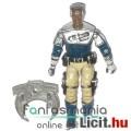 Eladó GI Joe Vintage figura - Static Line 1990 figura sérült fegyverrel - régi / retro használt figura, cs
