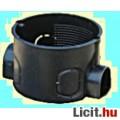 Eladó 65mm-es sorolható szerelvénydoboz, 40mm mély ***
