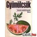 Eladó Kádas Lajos: Gyümölcsök - Búvár zsebkönyvek