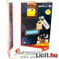 Eladó Wall-E figura szett 2db fém játék robottal - WallE és CrashBot csúszdaszerű robot - Disney