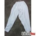 Eladó *Madeira fehér basa női nadrág kb. L-es