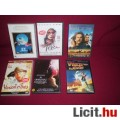 Eladó 6db műsoros DVD csomag