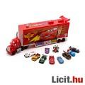 Eladó Verdák 2- CARS 2 MACK Kamion+ 10 db fém verda 2 kisautó!