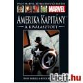 Eladó új  Nagy Marvel-Képregénygyűjtemény 28 Amerika Kapitány A Kiválasztott 160 oldalas keményfedeles kép