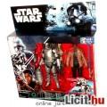 Star Wars figura - Captain Phasma vs Finn kék fénykarddal duplacsomag - Rogue One / Zsivány Egyes sz