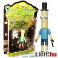 Eladó 12cmes Rick & Morty figura - Mr Poopy Butthole figura mozgatható végtagokkal és kiegészítővel -