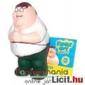 Eladó Family Guy - Peter Griffin figura - új 4-8cmes Családos csóka animációs TV sorozat minifiura