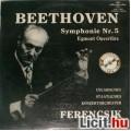 Eladó BEETHOVEN: Symphonie Nr. 5. - Egmont Ouvertüre - FERENCSIK JÁNOS!!