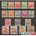 1938 KGVI SG603 to SG689 Full Set Used NEW ZEALAND
