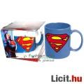 Eladó Igazság Ligája - Superman bögre - DC Comics mintás hivatalos bögre ablakos csomagolásban