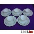 *Rieber BAVARIA porcelán kávéskészlet 15 db