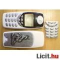 Eladó Nokia 3310-3410 domborműves előlap.