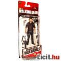 Eladó 14cmes Walking Dead - Rick Grimes figura - gyűjtői McFarlane Zombi Horror TV sorozat figura mozgatha