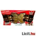 Eladó 90cm-es Pankráció / Pankrátor Bajnoki Öv - WWE NXT Championship felvehető Pankrátor Öv - új WWE Wres
