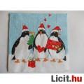 Eladó szalvéta - pingvinek