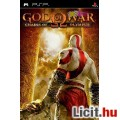 Eladó PSP játék:  God of War: Chains of Olympus Platinum