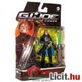 Eladó GI Joe figura - Mozi Cobra Commander kígyóval, fegyverekkel és talppal
