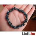Eredeti gyönyörű kék kianit karkötő
