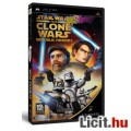 Eladó PSP játék: Star Wars: The Clone Wars - Republic Heroes, Jedi lovagok a